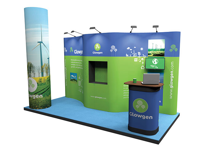Exhibition Display Stands : Folding banner display stand banner printing android blog