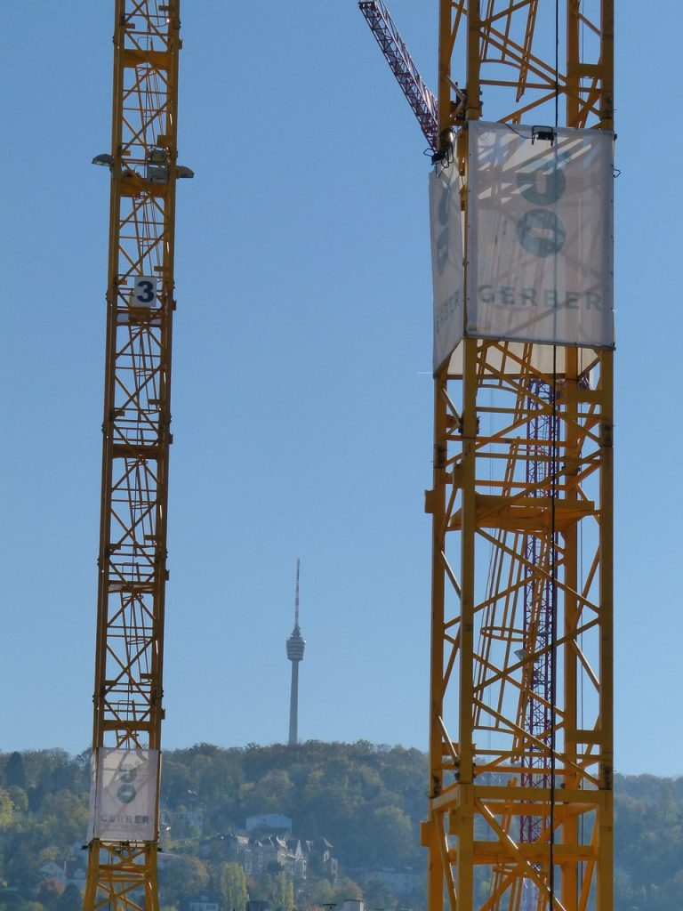 BANNER FOR SCAFFOLDING