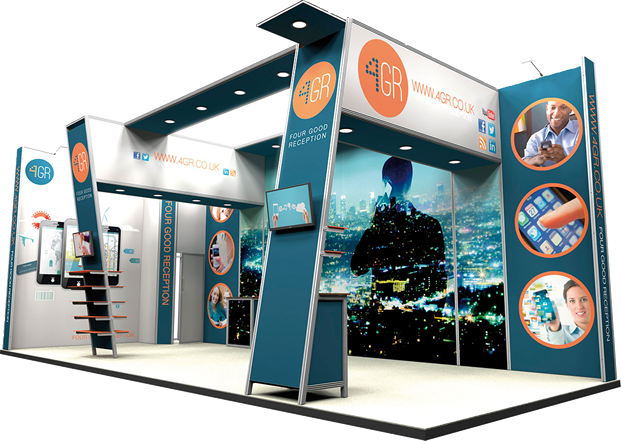 cheap exhibition stands