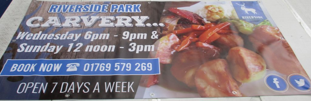carvery banner