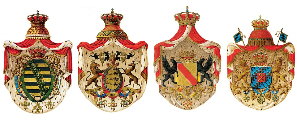 Medieval Coats of Arms