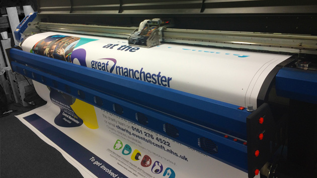 Banner Printing Android - Large format printing